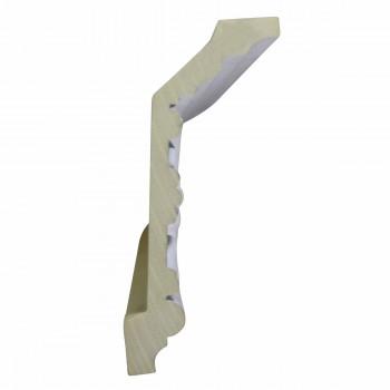 <PRE>Cornice White Urethane Sample of 12368 20inch </PRE>zoom6