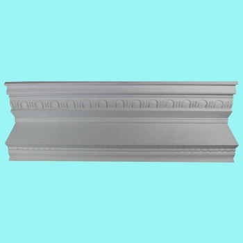 <PRE>Cornice White Urethane Sample of 12400 20inch </PRE>zoom2