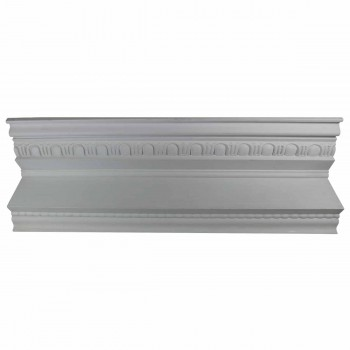<PRE>Cornice White Urethane Sample of 12400 20&quot; </PRE>