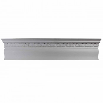 Cornice White Urethane Sample of 12401 24