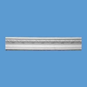 <PRE>Cornice White Urethane Sample of 12406 24inch </PRE>zoom2