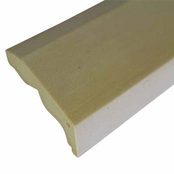 <PRE>Cornice White Urethane Sample of 12408 24inch </PRE>zoom5
