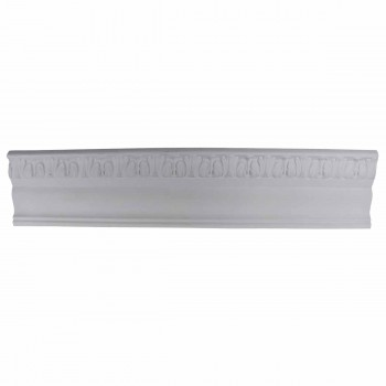 Cornice White Urethane Sample of 12408 24