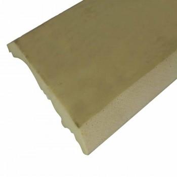 <PRE>Cornice White Urethane Sample of 12410 24inch </PRE>zoom5