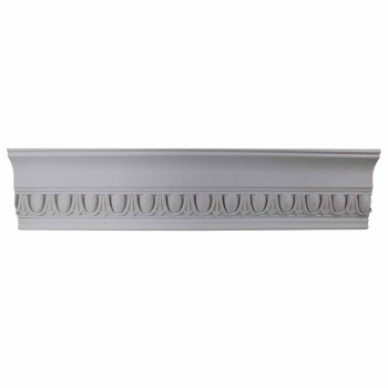 Cornice White Urethane Sample of 12410 24