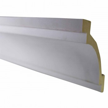 <PRE>Cornice White Urethane Sample of 12411 24inch </PRE>zoom3