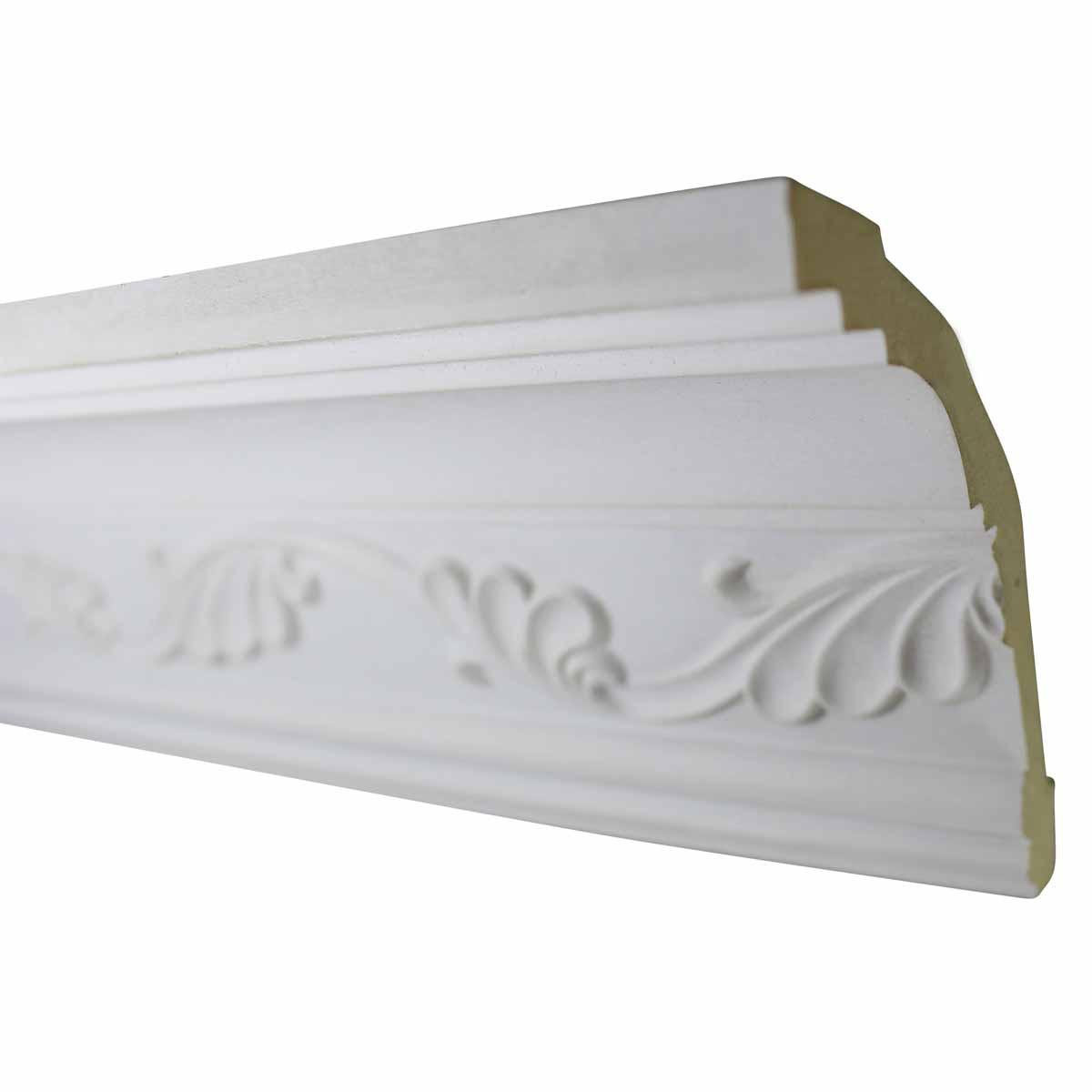 Cornice White Urethane Sample of 12420 24 Cornice Cornice Moulding Cornice Molding
