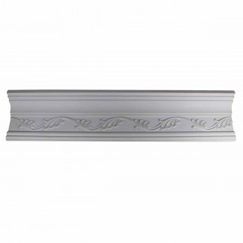 Cornice White Urethane Sample of 12420 24