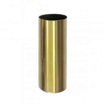 PVD Brass Sleeve for Ceramic Fill High Tank Pull Chain Toilets
