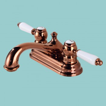 <PRE>4inch Center Set Bathroom Sink Faucet Classic Rose Gold</PRE>zoom2