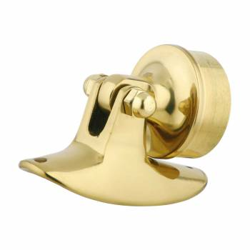 Bar Bracket Polished Solid Brass Saddle Plug Fit 2