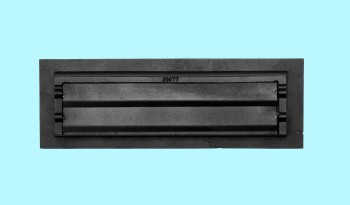 "<PRE>Floor Heat Register Louver Vent Victorian Cast 4inch x 14"" Duct </PRE>zoom5"