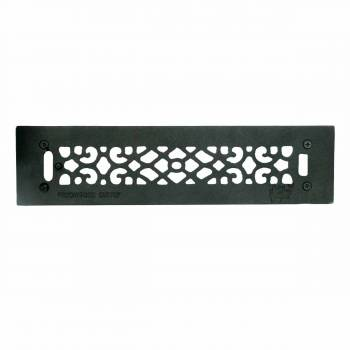 Floor Heat Register Louver Vent Cast 2 1/4 x 14 Duct 23107grid