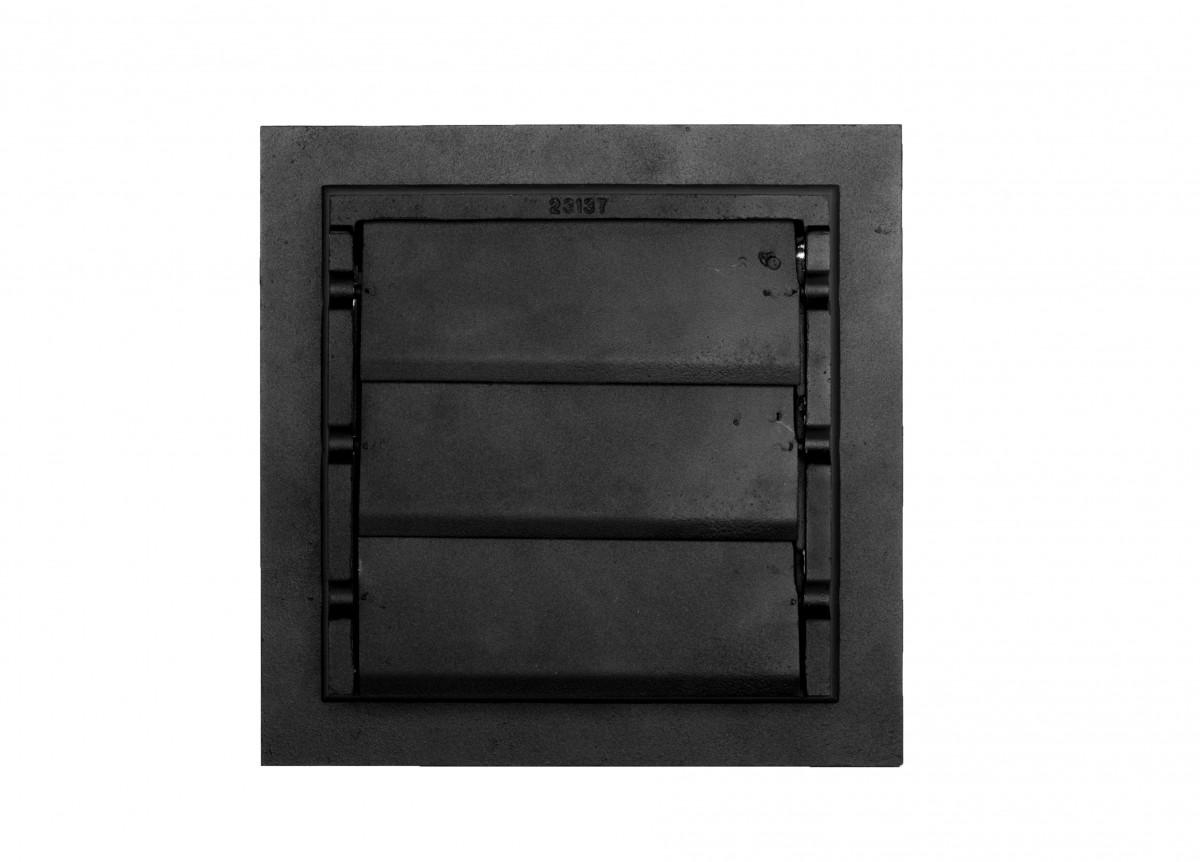 Floor Heat Register Louver Vent Cast 8 x 8 Duct Heat Register Floor Register Wall Registers