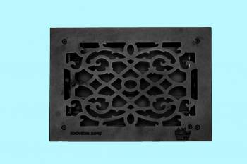 <PRE>Floor Heat Register Louver Vent Cast 8&quot; x 12 Duct </PRE>