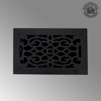 Floor Heat Register Louver Vent Cast 8 x 14 Duct Heat Registers floor heat register air vent grilles