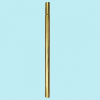 <PRE>Renovator's Supply High Tank Toilet 24inch Height Extender Flush Pipe in Brass PVD</PRE>zoom2