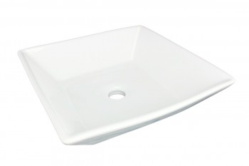 <PRE>Renovator's Supply White Porcelain Bathroom Vessel Sink Square Set of 2</PRE>zoom4