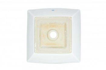 <PRE>Renovator's Supply White Porcelain Bathroom Vessel Sink Square Set of 2</PRE>zoom7