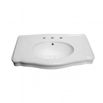 Bathroom Console Darbyshire Sink 8