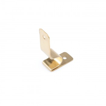 <PRE>Carpet Rod Brackets Bright Solid Brass Stair Runner Rods 2 3/8 Inch X 3/4 Inch</PRE>zoom4