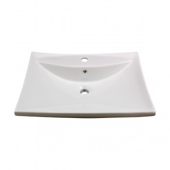 <PRE>Bathroom Sink White China Deluxe Square Wall Mount Set of 2</PRE>zoom7