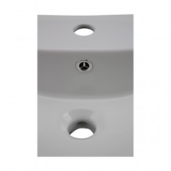 <PRE>Bathroom Sink White China Deluxe Square Wall Mount Set of 2</PRE>zoom8