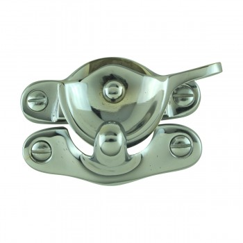 <PRE>2 Traditional Solid Brass Window Sash Lock Bright Chrome </PRE>zoom4