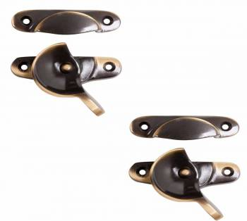 <PRE>2 Window Sash Locks Oil Rubbed Bronze Set of 2 </PRE>
