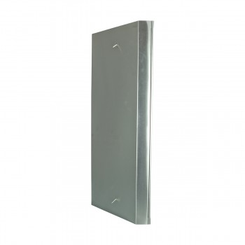 <PRE>Brushed Stainless Steel Medicine Cabinet Corner Wall Mount Set of 2</PRE>zoom8