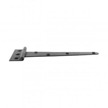2 T Strap Door Hinge RSF Black Iron Light Duty 7 Set of 2 T Tee Strap Door Gate Hinge T Tee Strap Door Cabinet Iron Flush Hinge Door Hinge