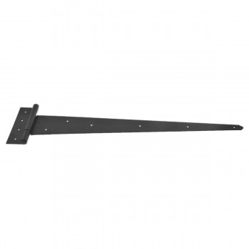 <PRE>4 Tee Hinge Black Wrought Iron Heavy Duty RSF finish 25 1/4inch</PRE>zoom8