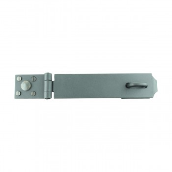 <PRE>4 Hasp Black Iron 2 3/8inch H x 12 3/4&quot; W 4 Pack </PRE>zoom3
