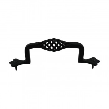 <PRE>Cabinet Door Handle Drawer Pull Iron Birdcage 6inch </PRE>zoom6