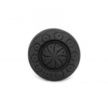 4 Black Iron Nails Round Clavos Decorative Wrought Iron Nails 3 Inch X 2 Inch Iron Nails wrought iron nails Decorative Nail Heads