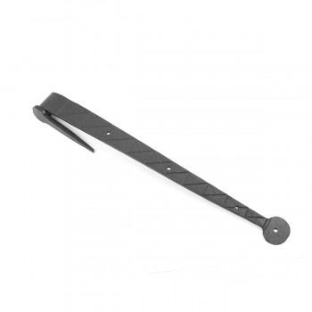 <PRE>2 Bean Diamond Etch Pintle Door Strap Hinge Iron 14inch </PRE>zoom6
