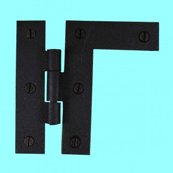 HL Flush Cabinet Hinge Iron Right Side 3.5H Door Hinges Door Hinge Solid Brass Hinge