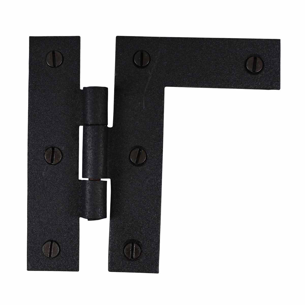 ... U003cPREu003eH L Flush Cabinet Hinge Iron Right Side 3.5inchH ...