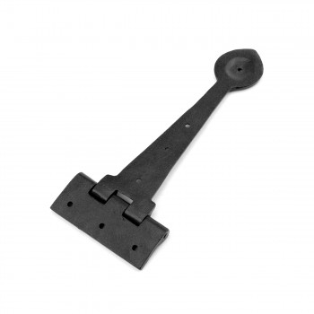 <PRE>Strap Hinges Black Cast Iron Heart Shape 10inch Set of 2 </PRE>zoom5