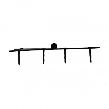 <PRE>Wrought Iron Butterfly Hinges Black Rustproof Set of 4 </PRE>zoom7