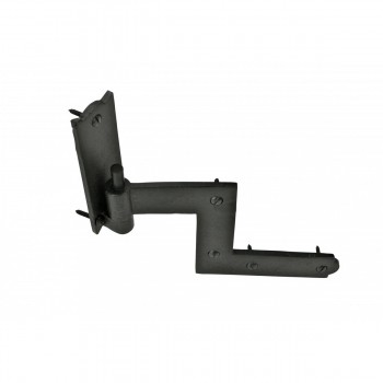 """<PRE>6 Pairs Shutter Hinge Wrought Iron 6inch H x 6 1/2"""" W </PRE>zoom7"""