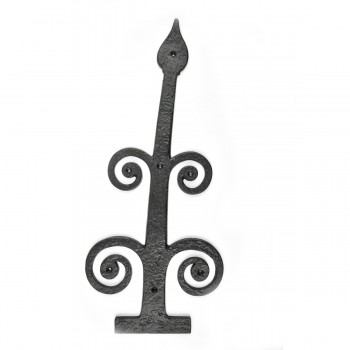 <PRE>2 Decorative Heavy Iron Door Strap Hinge Spade 16inch Long </PRE>zoom4