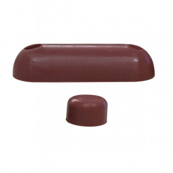 <PRE>Toilet Seat Bumper Brown Silicone Pack Of 7 (5 Oblong 2 Round)</PRE>zoom4