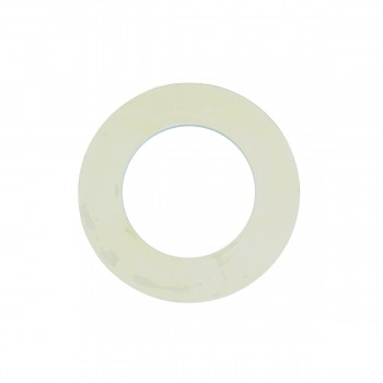 <PRE>3 Spot Light Trim Medallions 6inch ID White Urethane Set of 3 </PRE>zoom6