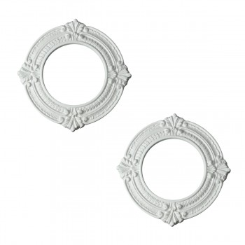 2 Spotlight Rings White Urethane 4 ID Set of 2