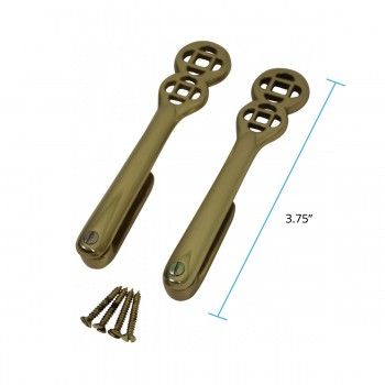 spec-<PRE>Carpet Clip Stair Holder Solid Brass Pair of 13</PRE>