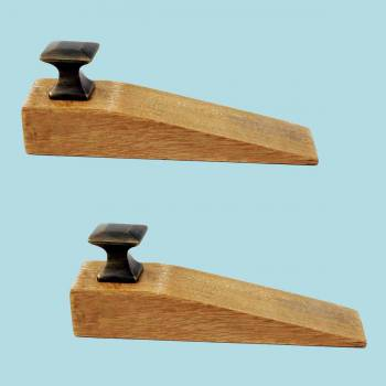 <PRE>2 Door Wedge Solid Mango Wood Oil Rubbed Bronze Knob Natural</PRE>zoom2