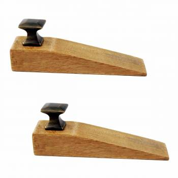 <PRE>2 Door Wedge Solid Mango Wood Oil Rubbed Bronze Knob Natural</PRE>zoom1