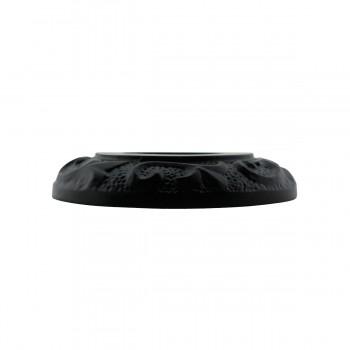 <PRE>6 Radiator Flange Black Aluminum Escutcheon 1 1/4'' ID </PRE>zoom6