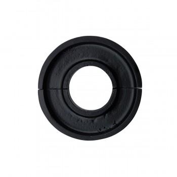 <PRE>6 Radiator Flange Black Aluminum Escutcheon 1 1/4'' ID </PRE>zoom7